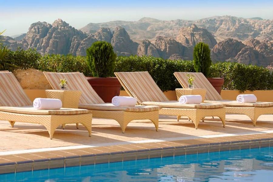 Marriott Petra, Jordan
