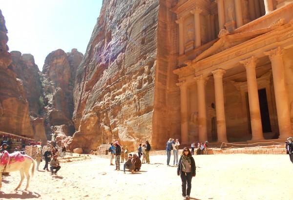 Tara in Jordan