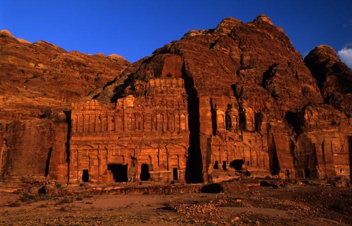 Petra Tombs, Jordan