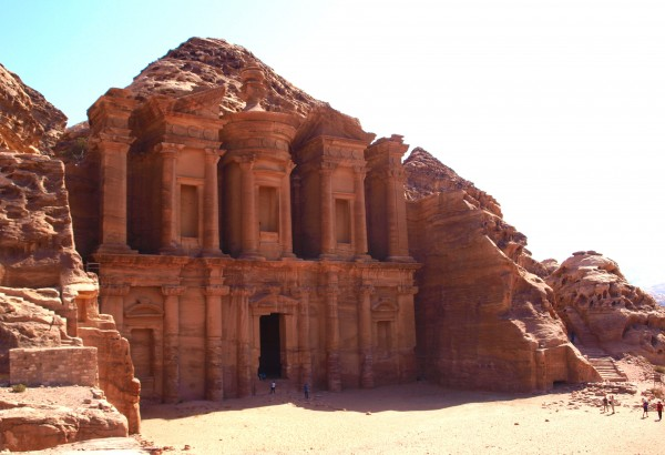 Jordan Trail, Lost City of Petra