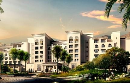 Westin Aqaba Hotel, Jordan