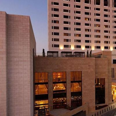 Fairmont Amman, Amman, Jordan, Middle East