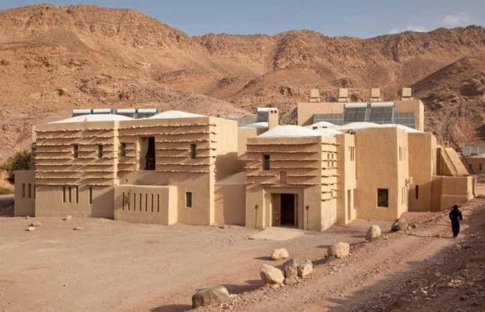 Feynan Eco Lodge, Dana Nature Reserve, Jordan